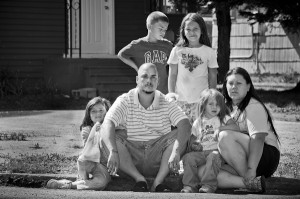 Homeless Families in Washington