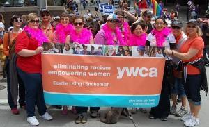YWCA pride