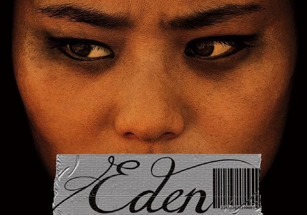 "Jamie Chung portrays a sex trafficking victim in ""Eden."" Original image from the EdentheFilm.com."