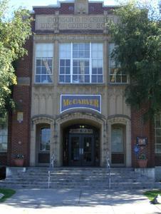 Photo McCarver Elementary