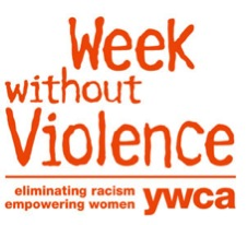 Week Without Violence logo