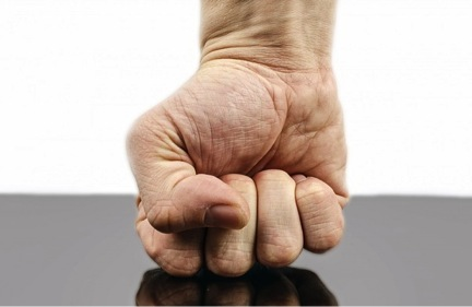 Image of Man's fist