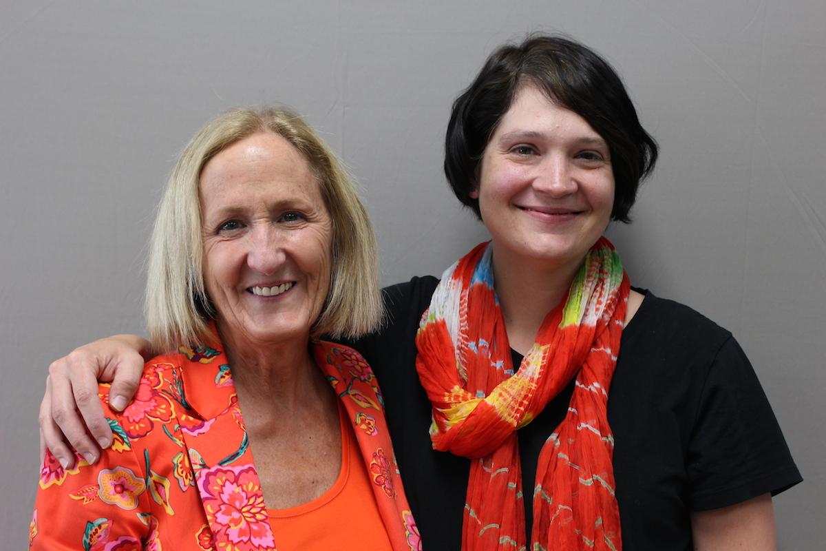 Mary Jane Vujovic and Emily Grossman